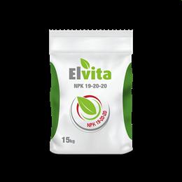 Elvita  NPK 19-20-20 + mikro