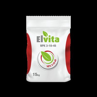 Elvita NPK 3-10-45 + mikro